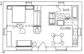 Small One Bedroom House Plans   kinglaptop    Small One Bedroom House Plans Modern As One Bedroom Home Plans Matter As Well As One