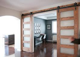 contemporary home office sliding barn. Home Office Doors. Contemporary Sliding Doors For Door Designs To A Barn