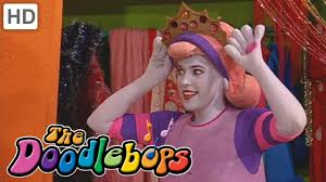 the doodlebops queen for a dee dee full episode