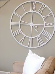 ... White Home Design : 1000 Images About Clocks On Pinterest Large Wall  Clocks Extra Pertaining To 79 ...
