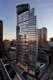 modern office building. The Tower At PNC Plaza In Pittsburgh Lays Claim As One Of Greenest Office Buildings U.S. Photo: Connie Zhou Photography Modern Building R