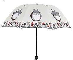 creative folding umbrellas for black