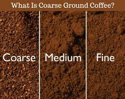 Most people who start grinding their own coffee usually start with a simple coffee and spice blade grinder like the ubiquitous krups. The Ultimate Guide To Coarse Ground Coffee