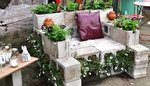 cinderblock furniture. Cinderblock Furniture Brilliant 1 U2013 DIY Balcony