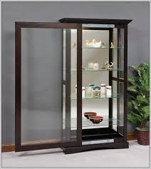 furniture amazing display cabinets design with glass doors for your in cabinet designs 17