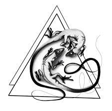 Tetování Aquarius