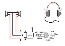 headphone jack wiring diagram stereo wiring diagram jack wiring diagram schematics and diagrams