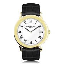 raymond weil tradition watches the watch gallery raymond weil tradition quartz gold plated mens watch 5466 pc 00300