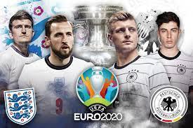 نتيجة مباراة انجلترا والمانيا اليوم 29/06/2021 بطولة امم اووربا يورو 2020 -  كورة في العارضة