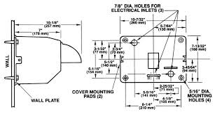 cast cover series push button activated hand and hair dryers click diagram for enlargement