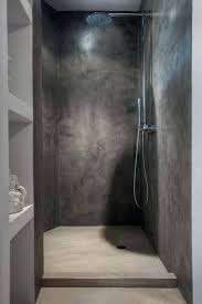 concrete shower view in gallery concrete shower base paint