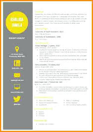 Resume Templates For Word 2013 Magnificent Modern Resume Template Word Linkthingco