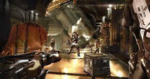 Deus Ex Death By Vending Machine Gorgeous Prequel 'Deus Ex Mankind Divided' Captures Magic Of Original Cult