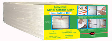 garage door insulation kitsGarage Door Insulation Kit Info