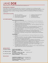 50 Inspirational Resume Summary For Career Change Resume Templates