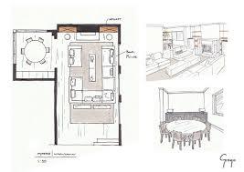 interior design hand drawings. Interior Design Hand Drawings I