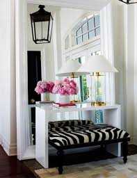 decorate narrow entryway hallway entrance. Foyer Console Table And Mirror Set | Lamp Entryway Decorate Narrow Hallway Entrance N