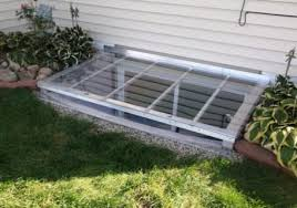 bubble window well covers. Flat Window Well Cover Bubble Covers