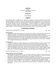 Customer Relationship Management Resume Free Resume Example And
