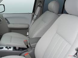 2007 jeep liberty front seat