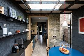 matthew wood adds seven square metre extension to his small london home