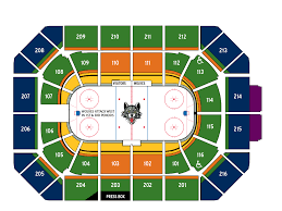 Seating Chart Pricing Chicago Allstate Arena Chicago