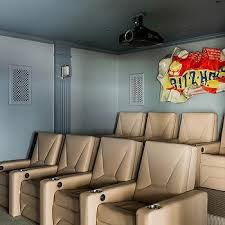 movie room chairs. Perfect Room Basement Movie Room With Stacked Seating For Chairs V