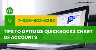 Quickbooks Chart Of Accounts Optimize Quickbooks Chart Of Accounts Accountants Squad