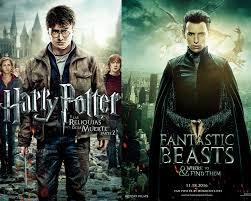 """Saga derivada de Potter, """"Animales Fantásticos"""", tendrá cinco películas: J.K. Rowling"""
