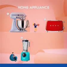 King Power - Home Appliance 1. KitchenAid Tilt-Head...