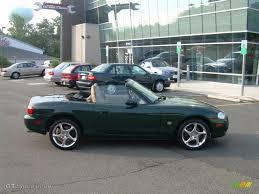 2001 British Racing Green Mazda MX-5 Miata Special Edition ...