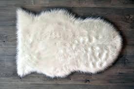 faux fur area rug machine washable faux sheepskin area rug white faux sheepskin area rug canada
