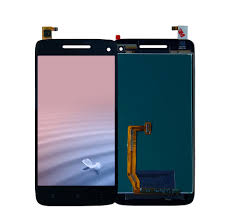 New For Lenovo S820 LCD Screen With ...