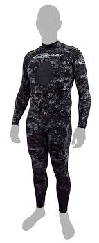Epsealon Shadow Full Spearfishing Wetsuit 1 5 Mm