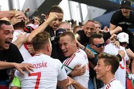 ฮังการี' พลิกล็อกอัด 'ออสเตรีย' 2-0 เก็บ 3 แต้มประวัติศาสตร์