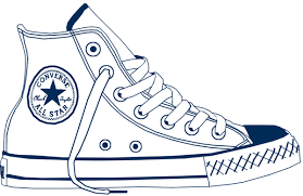 converse shoes clipart. pin converse clipart transparent #8 shoes v