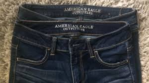 Silver Jeans Size Chart 27 Is 4 The New 0 Woman Blasts American Eagles Jeans Sizing
