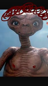 """anna shull auf Twitter: """"E.T. with hair or Bonnie Wessels ..."""