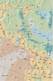 sunset climate zones arizona