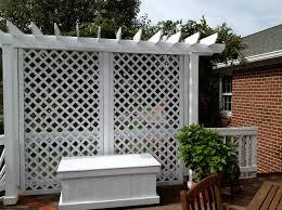 Lattice Privacy Screen For Deck4 Home Design 5
