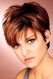 Coupe Courte Pour Femme Short Layered Hairstyles For