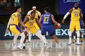 Lakers vs. Nuggets Final Score: L.A ...