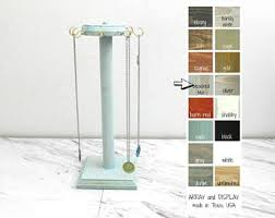 Jewelry Stands And Displays Necklace display Etsy 81