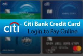 Citicards Com Login Citibank Credit Card Payment Customer
