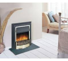 standing electric fireplace