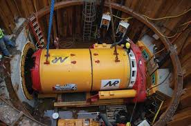 microtunneling. in addition, as microtunneling has gained popularity over the last two decades, engineers have been using process to install more challenging projects. g