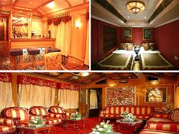 Small Picture Palace on Wheels Blog Voted No 4 Luxury Train in the World