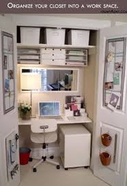 closet office space. Convert Closet Into Office Space | Organize Your A Work