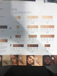 Fenty Beauty Foundation Matching Guide Oily Skin Review
