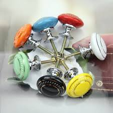 kitchen cabinets knobs ceramic round cabinet knobs cupboard drawer wardrobe bedroom furniture pulls handle knob candy colors bedroom furniture pulls
